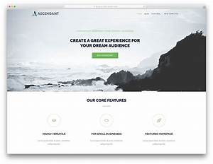 landing page template wordpress freestain one page With free landing page templates for wordpress