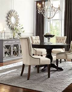 25 best ideas about round dining tables on pinterest With entertain your guests with perfect dining table
