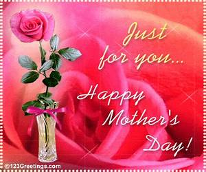 Just For You Happy Mother's Day Pictures, Photos, and ...