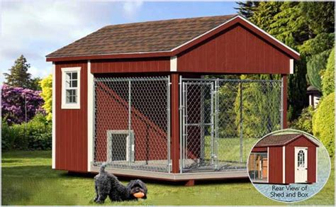 playsets for 8 x 12 single kennel hometown sheds gastonia
