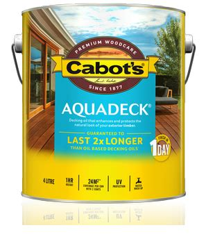 Water Based Decking Oil