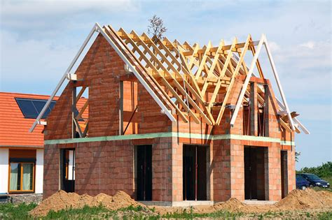 how to build a house all the steps in sections
