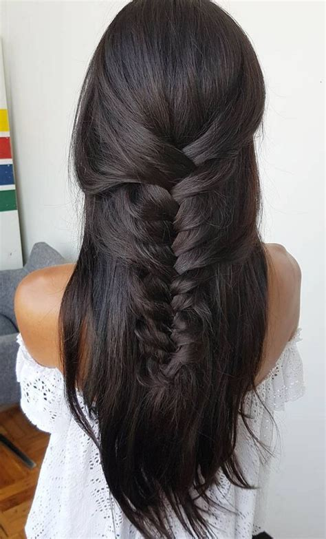 Brown Black Hair Color by 25 Best Ideas About Hairstyles Black Hair On