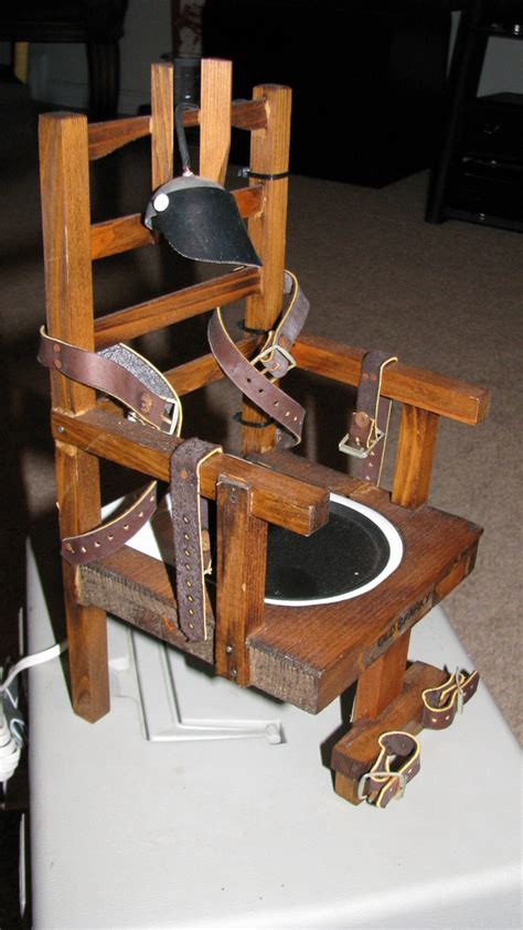 Sparky Electric Chair by Sparky Electric Chair Beverage Warmer Collectors Weekly