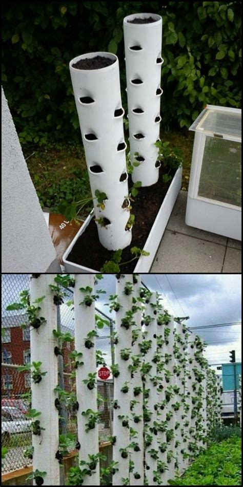 How To Make Your Own Vertical Garden by How To Make Your Own Vertical Planter Vertical Gardens