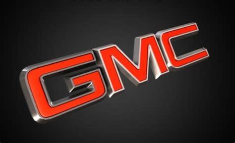 Gmc Logo 3d -logo Brands For Free Hd 3d