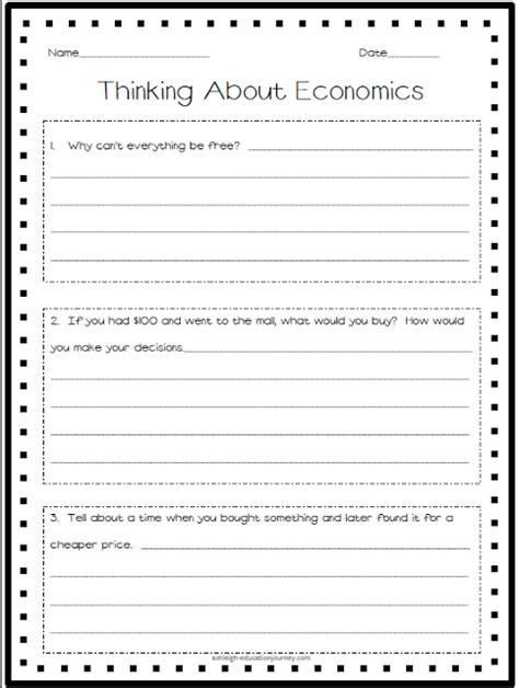 economics pretest activate what your students already