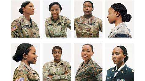 army haircut regulations  females wavy haircut