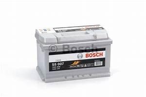 Batterie 74 Ah : bosch auto accu 12 volt 74 ah type s5 007 accu service ~ Jslefanu.com Haus und Dekorationen