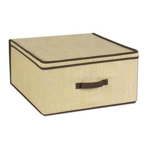wicker storage bin with lid jumbo in shelf bins