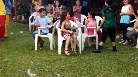 la chaise musicale jeux enfants