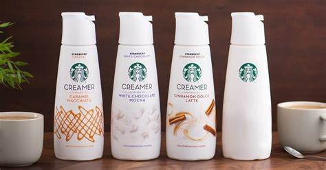 """Find them in the refrigerated dairy aisle! The """"Starbucks Creamer Mystery Flavor"""" Challenge Wants You To Take A Guess"""