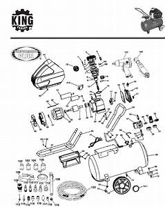 Download King Canada Air Compressor 8494k Manual And User