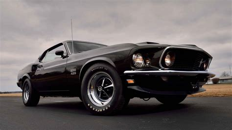 1969 Ford Mustang Boss 429 Review  Top Speed