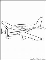Cessna Plane Coloring Pages Hatchet Getdrawings Printable Colouring sketch template