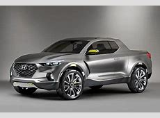Hyundai Santa Cruz Concept Detroit Motor Show 2015