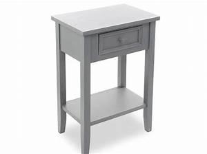 Alinea Table De Chevet : beautiful table de chevet tati with alinea table de nuit ~ Teatrodelosmanantiales.com Idées de Décoration