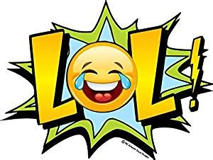amazoncom lol emoticon decal crying smiley face cute