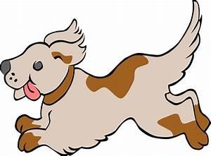 Dog | Free Stock Photo | Illustration of a running dog ...