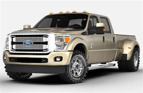 2018 Ford F450 Super Duty Diesel 4x4 Price And Reviews
