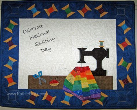 national quilting day compass