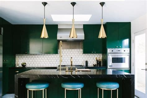 emerald green kitchen kitchen colors color schemes and designs 3561