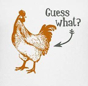Chicken Butt Meme - shamrag december 2008