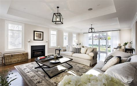Style Home Interior by The Island Oswald Homes