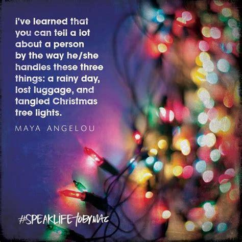 maya angelou tangled christmas lights mouthtoears com