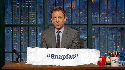 Watch Late Night with Seth Meyers Highlight: Teen Slang ...