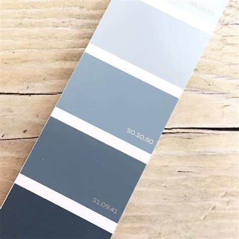 21 best denim drift 2017 dulux colour of the year images