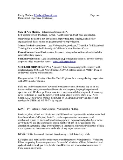 Information Specialist Cover Letter Open Letters