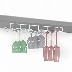 Porte Verre à Pied : porte verres pied 18 places etag res et crochets de ~ Dailycaller-alerts.com Idées de Décoration