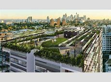 Sydney's rooftop sky gardens tempt apartment buyers to new