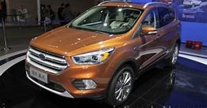 Ford Kuga 2016 : ford kuga auto china 2016 ~ Nature-et-papiers.com Idées de Décoration