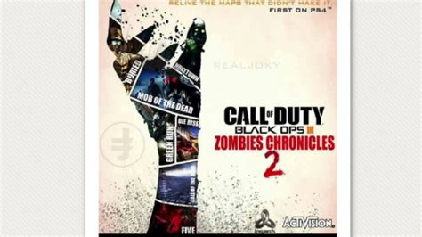 chronicles zombie duty call dlc surprised happens treyarch wouldn selling since game