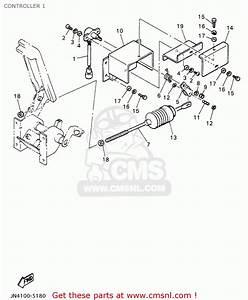Yamaha G14-ep 1996 Controller 1