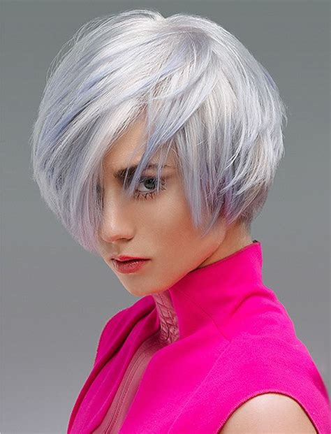 asymmetric shortlong bob haircuts  women hairstyles