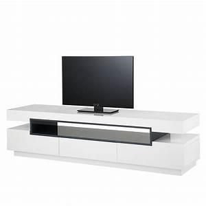 Tv Lowboard Hochglanz Weiß : lowboards archive seite 9 von 15 ~ Bigdaddyawards.com Haus und Dekorationen