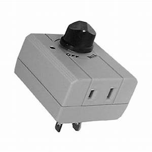 ac plug in dimmer switch spst on off 30 10194 With outdoor plug in light dimmer