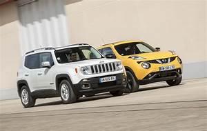 Jeep Renegade Essence : essai comparatif jeep renegade vs nissan juke les fortes t tes photo 55 l 39 argus ~ Gottalentnigeria.com Avis de Voitures