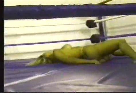 Two Bikini Clad Bitches Wrestle In Ring Free Sex Tube