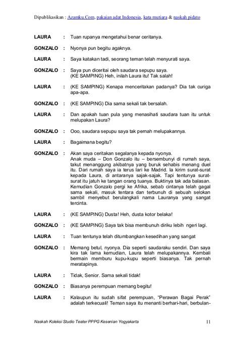 contoh naskah drama contoh surat artikel pendidikan