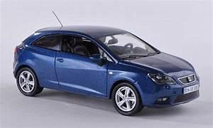 Seat Ibiza Bleu : seat ibiza miniature sc noire bleu 2013 seat 1 43 ~ Gottalentnigeria.com Avis de Voitures