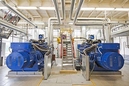 Газопоршневые установки caterpillar генераторные электростанции катерпиллер характеристики и описание