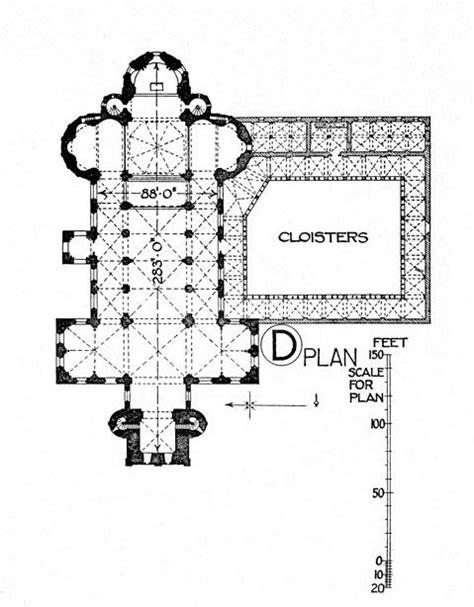 ottonian architecture plan  church   apostels
