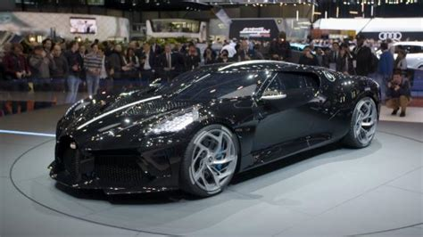 At Almost  Million, This Bugatti Is The Most Expensive