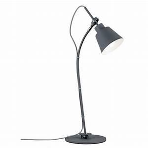 Lampe A Poser Scandinave : lampe poser scandinave neordic thala paulmann bricozor ~ Melissatoandfro.com Idées de Décoration
