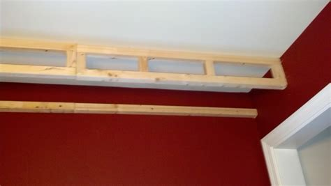 How To Build A Tray Ceiling by Road To The Ravenna Diy Tray Ceiling