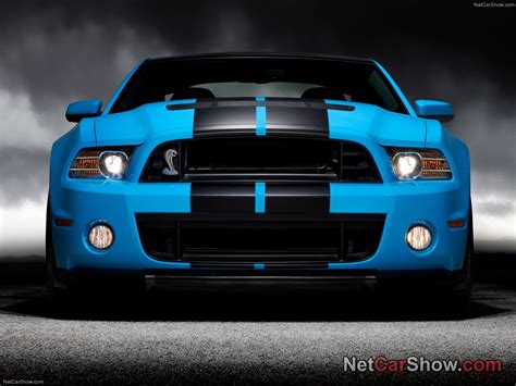 20 Pictures Of New Shelby Mustang Gt500